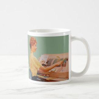 I hope I was hired because I'm pretty... Classic White Coffee Mug