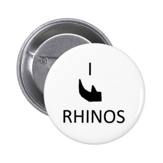 I horn rhinos button