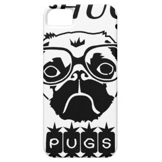 i hug pugs iPhone 5 cases