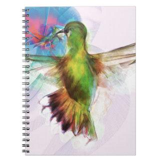 I imagine a world notebook