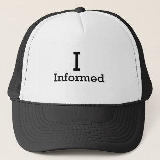 I - Informed Trucker Hat