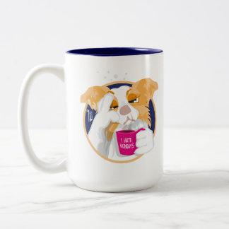 I Is Mondays to you Big Mug (2 colors)