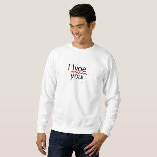 I Ivoe You T-shirt
