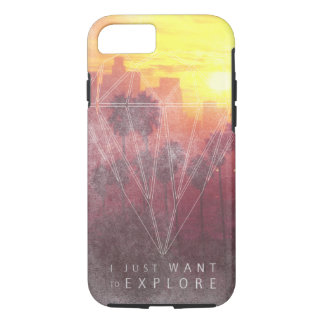 I Just Want ton of Explore Case-Mate iPhone Case