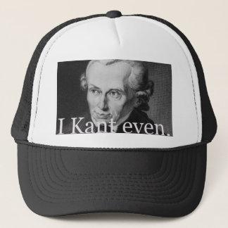 I Kant Even Trucker Hat