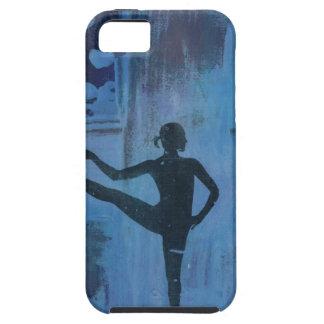I Keep My Balance Yoga Girl Case For The iPhone 5