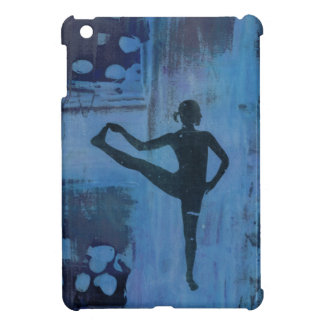I Keep My Balance Yoga Girl iPad Mini Cover