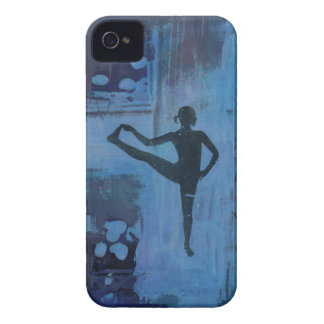 I Keep My Balance Yoga Girl iPhone 4 Cases