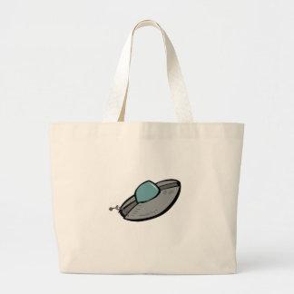 I Kinda Wanna Believe Large Tote Bag