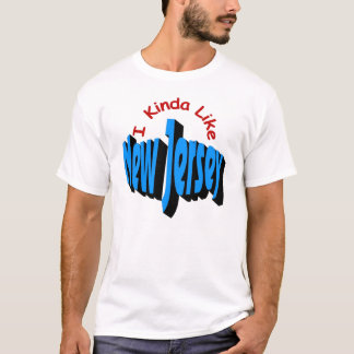 I Kinds Like New Jersey T-Shirt