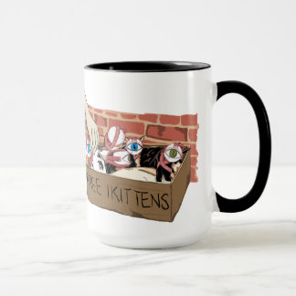 I Kittens for Sale Mug