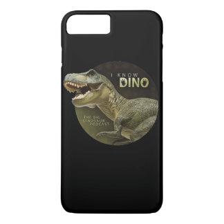 I Know Dino logo iPhone 8 Plus/7 Plus Case