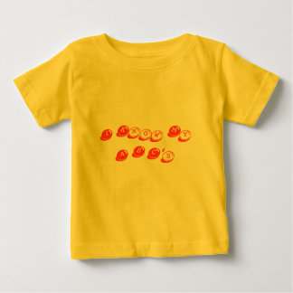 I Know My A B C's - Customized Baby T-Shirt