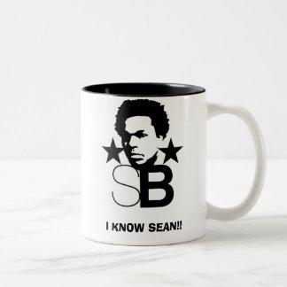I KNOW SEAN Mug