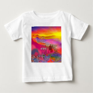 I know that I love you Baby T-Shirt