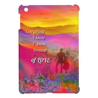 I know that I love you iPad Mini Case
