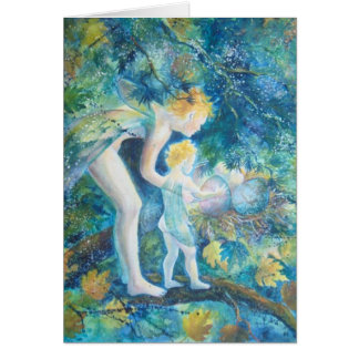 I Know Where Baby Fairies Come From Card