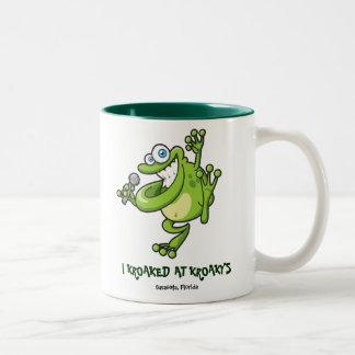 I Kroaked at Kroaky's Mug