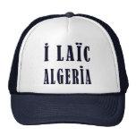 i laic algeria trucker hats