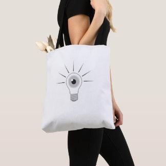 I - LAMP TOTE BAG