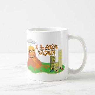 I Lava You! Coffee Mug