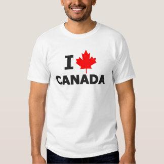 I Leaf Canada T-Shirt