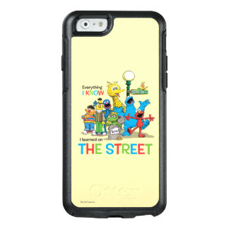 I learned on THE STREET OtterBox iPhone 6/6s Case