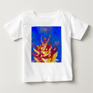 I left for a moment to tell you I love you. Baby T-Shirt
