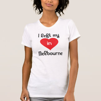 I left my heart in Melbourne T-Shirt