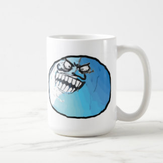 I Lied Comic Meme Coffee Mug