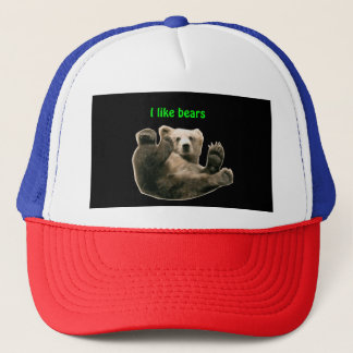 I like bears hat