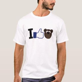 I Like Bears T-Shirt