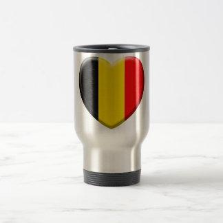 I like Belgium Travel Mug