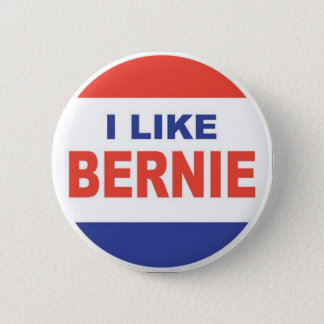 I Like Bernie 2 Inch Round Button