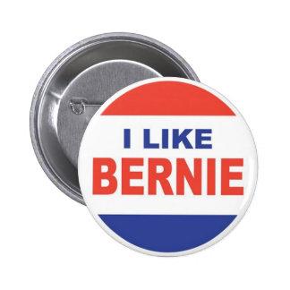 I Like Bernie 2 Inch Round Button