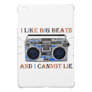 I Like Big Beats Case For The iPad Mini