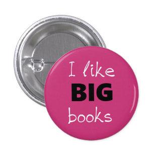 I Like BIG Books Pin
