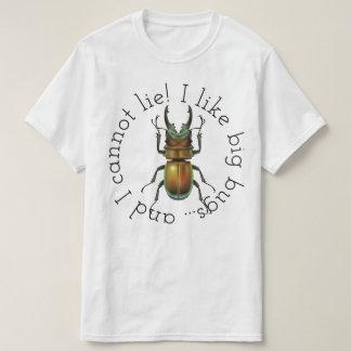 I Like Big Bugs T-Shirt
