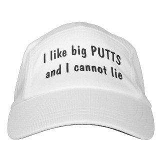 I Like Big Putts Funny Hat