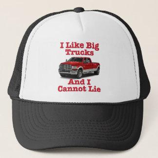 I Like Big Trucks .... Dodge Trucker Hat
