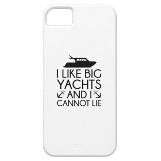 I Like Big Yachts iPhone 5 Cases