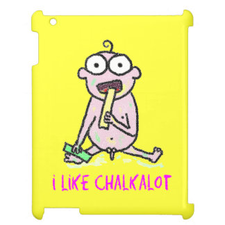 I Like Chalkalot Cover For The iPad 2 3 4