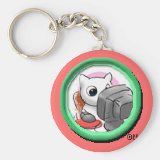 I like... Chatting Keychain