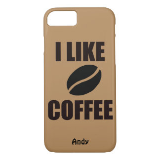 I like coffee iPhone 8/7 case