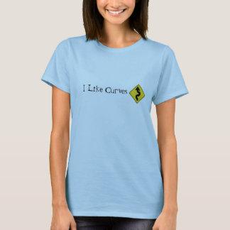 I Like Curves T-Shirt