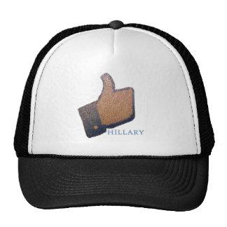 I LIKE HILLARY TRUCKER HAT