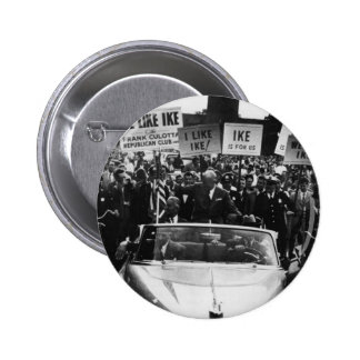 I Like Ike Dwight D. Eisenhower Campaign 2 Inch Round Button