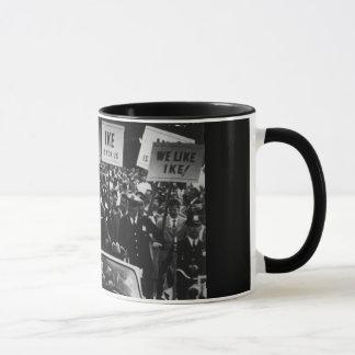 I Like Ike Dwight D. Eisenhower Campaign Mug
