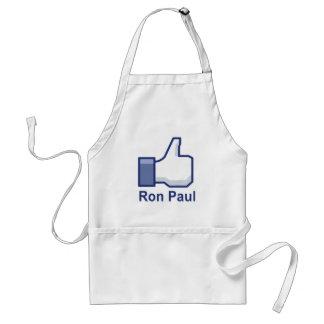I LIKE RON PAUL STANDARD APRON