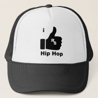 I Like RS Hip Hop Cap